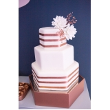 aluguel de boleira para bolo de casamento Pacaembu