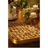 bandeja para mesa de doces