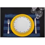 locação de sousplat em aço inox para mesa sofisticada Interlagos