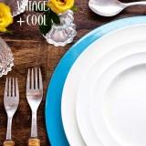 onde encontro utensílios de mesa para jantar em família ABC