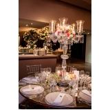 onde encontro utensílios decorativos para mesa de jantar romântico Pacaembu