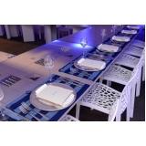 onde encontro utensílios para mesa de jantar noivado Jaraguá