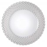 sousplat em cristal para jantar sofisticado Imirim