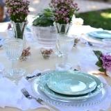 sousplat em cristal para casamento