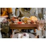 utensílios de mesa para jantar em família preço ABCD