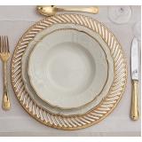 utensílios de mesa para jantar romântico Vila Leopoldina