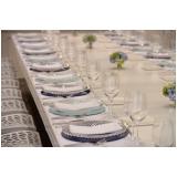 utensílios para mesa