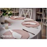 utensílios para mesa de casamento Carapicuíba