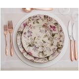 utensílios para mesa de jantar romântico preço República