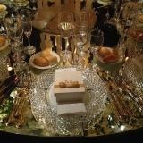 utensílios para mesa de jantar romântico República