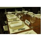 utensílios para mesa de jantar Pinheiros